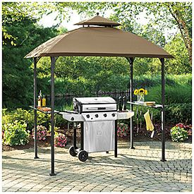 Wilson & Fisher® Windsor Grill Gazebo | Big Lots