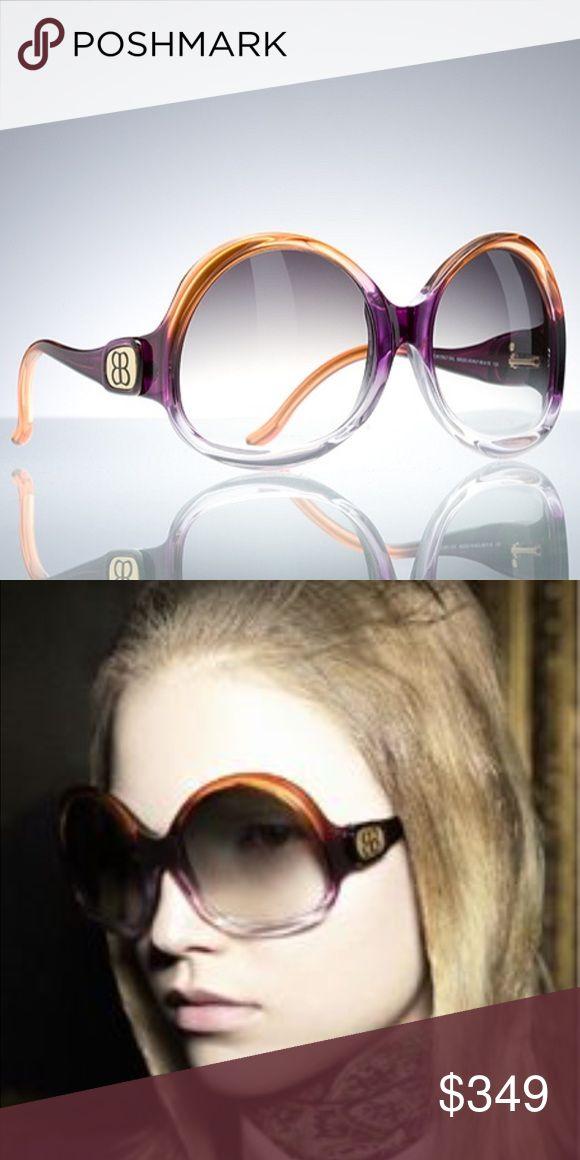 Balenciaga Sunglasses Like new. These are heavy sunnies. Please ask before purchasing Balenciaga Accessories Sunglasses