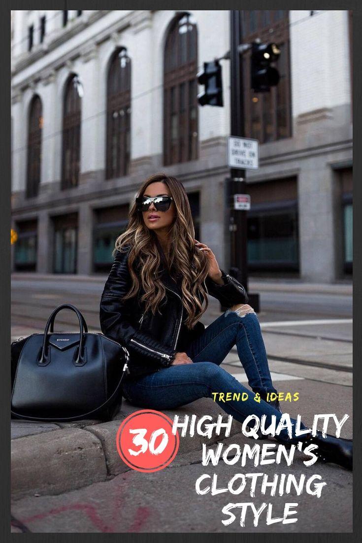 Amazing 30 <b>High quality women clothing</b> style | Надо купить в 2019 ...