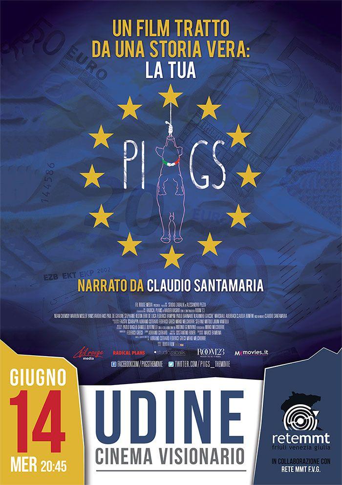 PIIGS a Udine - Rete MMT
