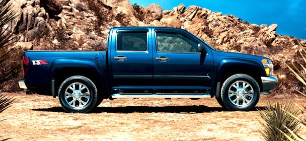 The 2011 Chevrolet Colorado ranks 6 out of 7 Compact Pickup Trucks