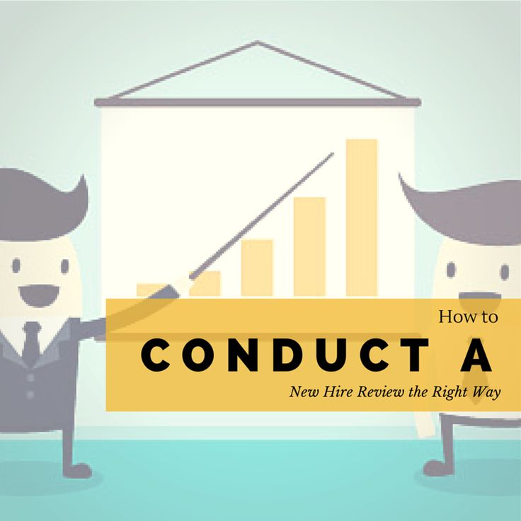 How to Conduct a New Hire Review the Right Way - #hire #employees http://www.insperity.com/blog/how-to-conduct-a-new-hire-review-the-right-way?utm_source=pinterest&utm_medium=post&utm_campaign=outreach&PID=SocialMedia