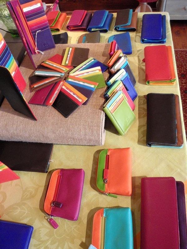 MAISON de BALLARD: Mywalit Leather: Color, Color, Color    http://rhballard.blogspot.com/2012/06/mywalit-leather-color-color-color.html?m=1#