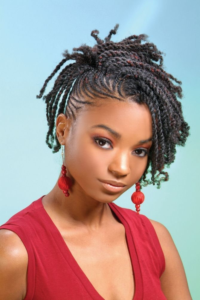 Astounding 1000 Images About Natural Hair On Pinterest Bantu Knots Short Hairstyles Gunalazisus