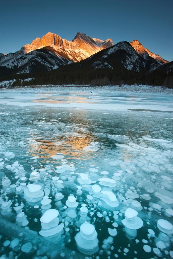 Here are Six Winter Albertan Adventures.