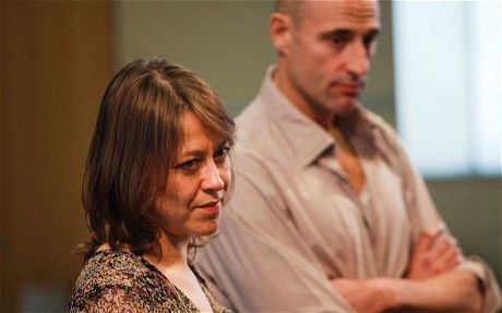 Nicola Walker: 'I've got a feisty face' - Telegraph