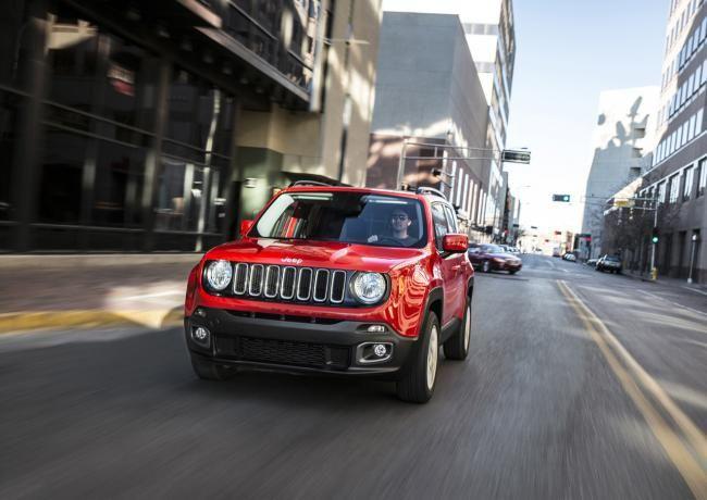 Ketika Jeep Renegade Dibuat Versi SUV Dan Crossover - Vivaoto.com - Majalah Otomotif Online