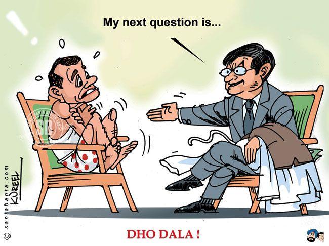 rahul cartoon kureel के लिए चित्र परिणाम