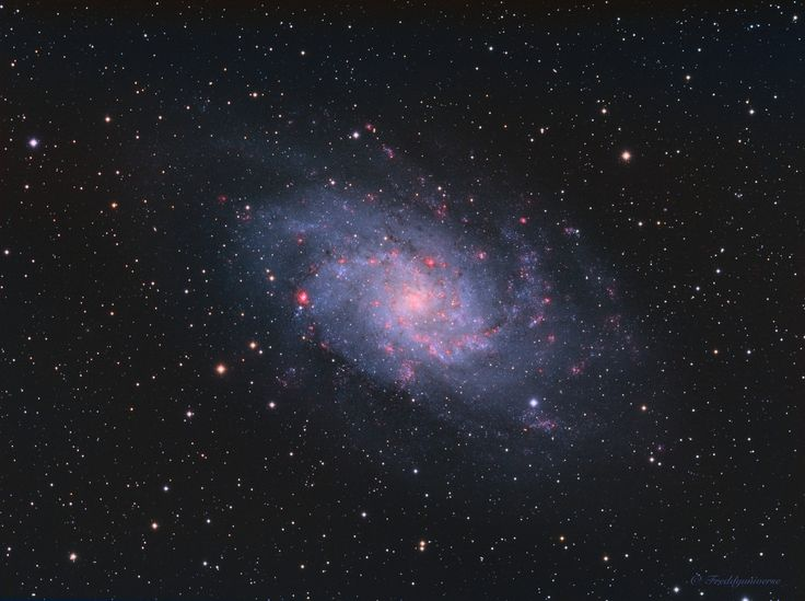Galaxia del Triangulo