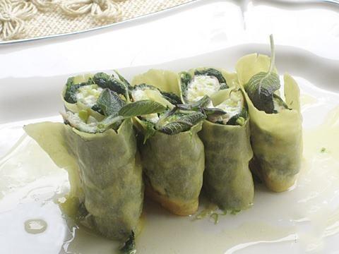 Involtini Ricotta e Spinaci  #Involtini #Spinach #food #italianfood  #italy