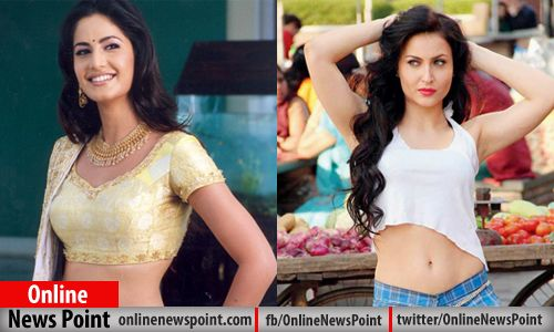 """Mumbai: Swedish actress Elli Avram said that there is no need comparison between me and Katrina kaif.  In bollywood film Industry she started his career by movie"""" mickey virus"""", Elli Avram said that according to Salman Khan that Elli Avram look like 6 years young Katrina Kaif."""