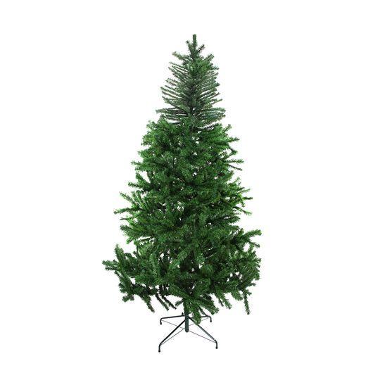 7.5 Ft. Two-Tone Balsam Fir Artificial Christmas Tree, Unlit