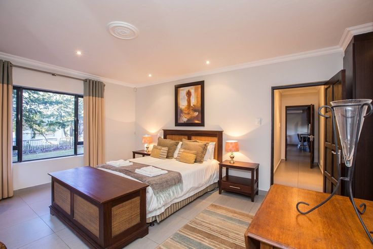 Beautiful rooms at On Madeleine Holiday Home. Ballito accommodation.