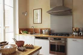 Image result for cuisine plan de travail bois