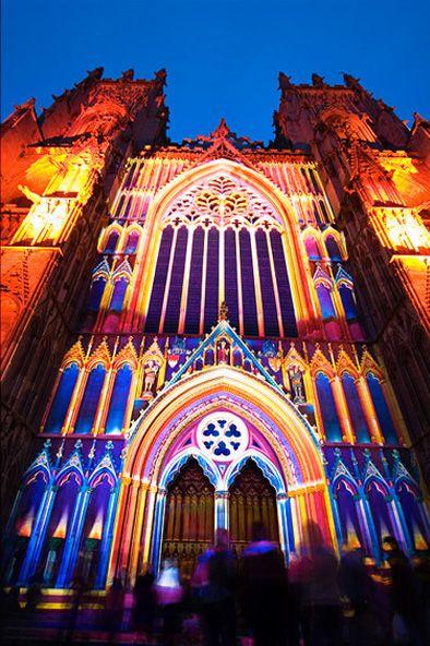 """The Heart of Yorkshire"" - York Minster - Patrice Warrener"