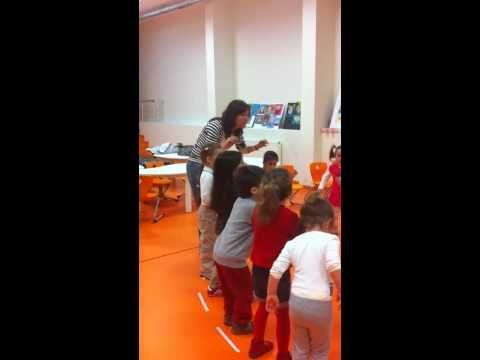Ders Orff Eğitimi Vak Vak Çocuk Şarkısı (orff Aletleri Yaklaşımı Semineri) - YouTube