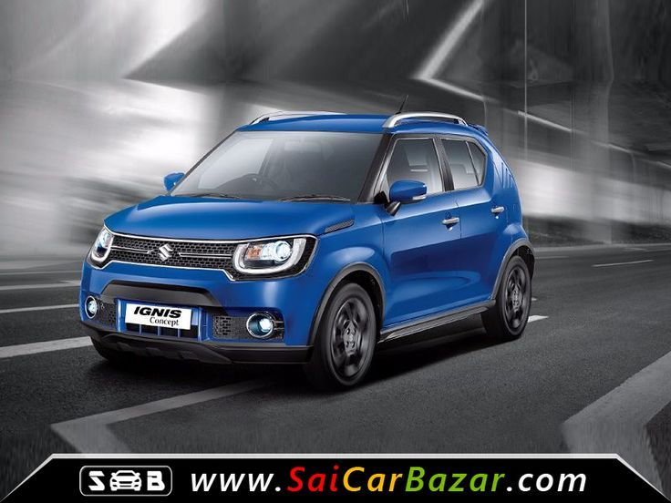 Nice Suzuki 2017: Maruti Suzuki Ignis is all set to be launched next week on 13th January, 2017 wi... Check more at http://24cars.top/2017/suzuki-2017-maruti-suzuki-ignis-is-all-set-to-be-launched-next-week-on-13th-january-2017-wi/