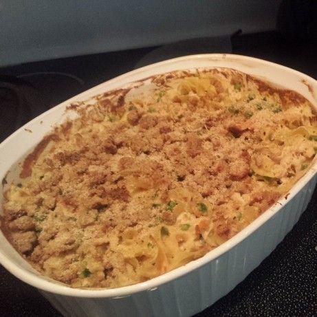 From Scratch Tuna Noodle Casserole Recipe - Food.com