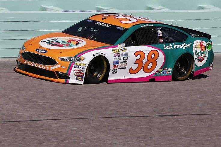 Landon Cassill will start 32nd in the No. 38 Front Row Motorsports Ford.  Crew Chief: Donnie Wingo  Spotter: Tony Raines  --  Starting lineup: Ford EcoBoost (Homestead) 400 | Photo Galleries | Nascar.com