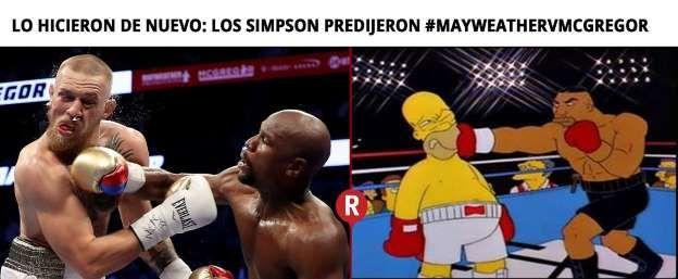 Los memes más ácidos del combate Mayweather-McGregor - Twitter