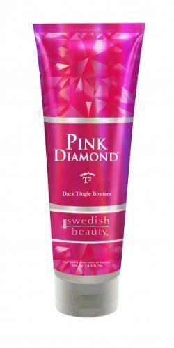 Pink Diamond tingle tanning lotion