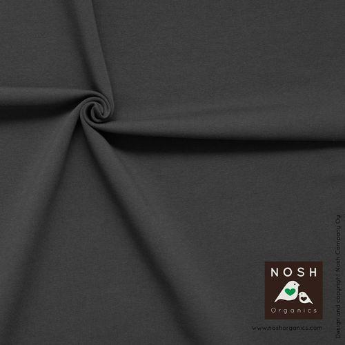 NOSH Stretch College, Graphite. Organic cotton