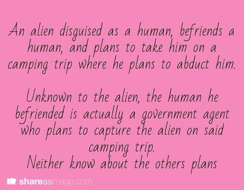 Writing realistic aliens