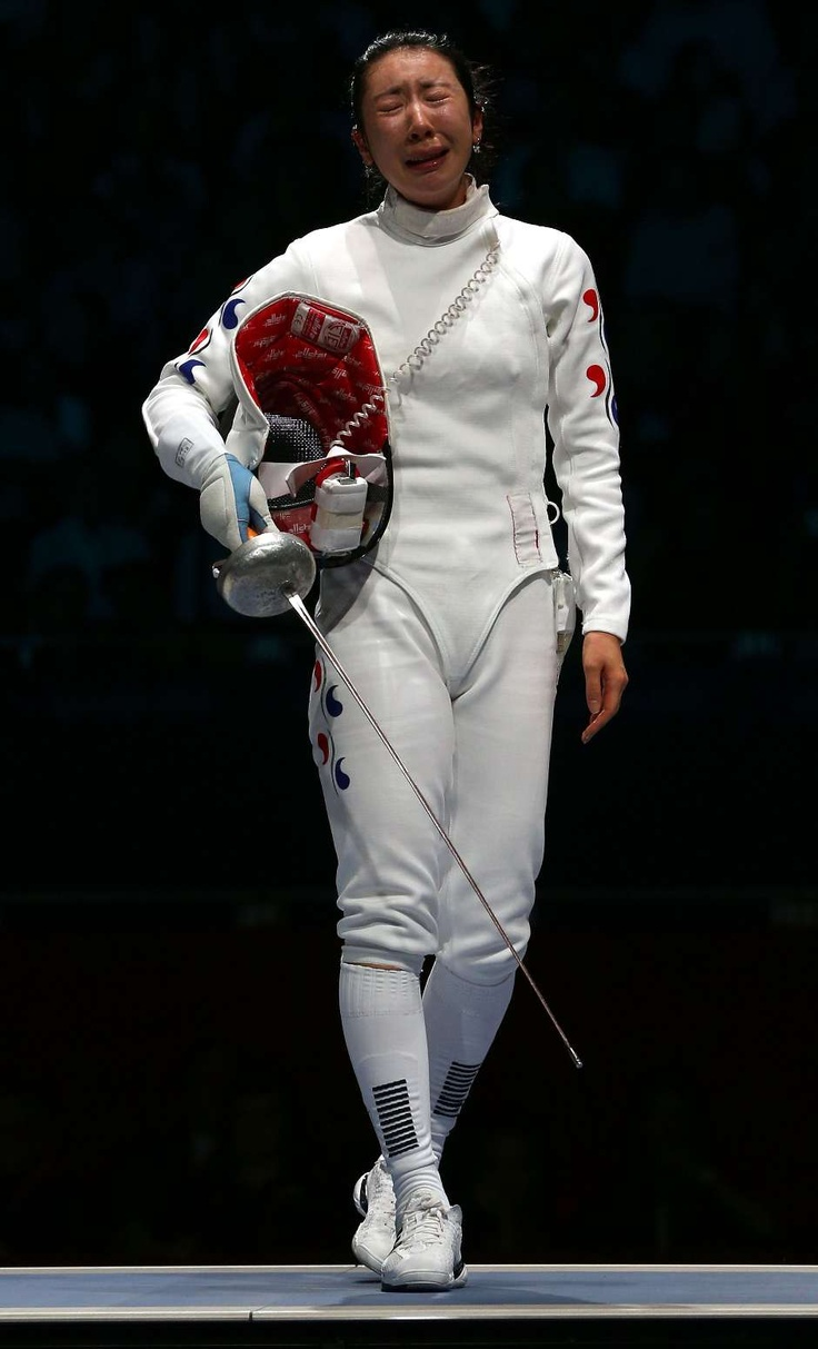 Olympics Day 3 - Fencing