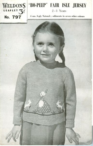 163 best Vintage Knitted Children's wear images on Pinterest ...