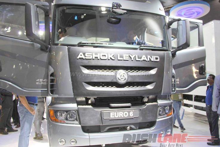 Ashok Leyland and VECV April 2016 sales report