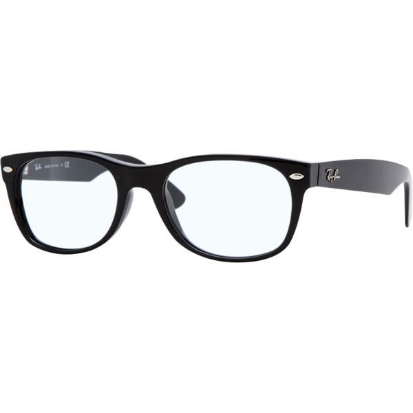 95a5c58100e Ray-Ban RB5184 New Wayfarer ® Eyeglasses ( 180) ❤ liked on Polyvore  featuring accessories