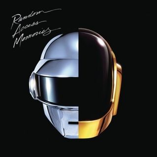 "Daft Punk. ""Random Access Memories."" I wanted not to like this. But I can't help myself. Relentlessly happy, catchy and fun. A great summer record."