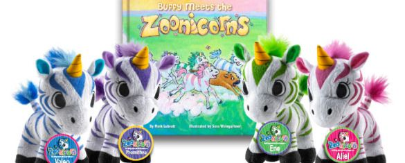 Life Lessons with the Zoonicorns! ~ GIVEAWAY!