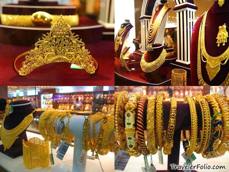 The 25 best Indian gold jewellery design ideas on Pinterest