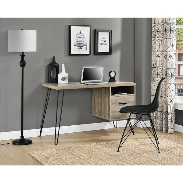 50 Modern Home Office Desks For Your Workspace With Images Office Interior Design Home Decor Home Office Design