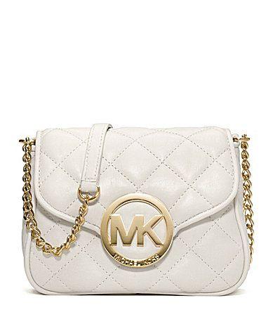 MICHAEL Michael Kors Quilted Fulton CrossBody Bag #Dillards