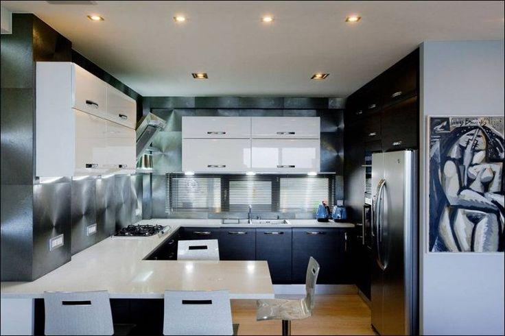 Современный дизайн дома от фирмы Creative Architecture Studio