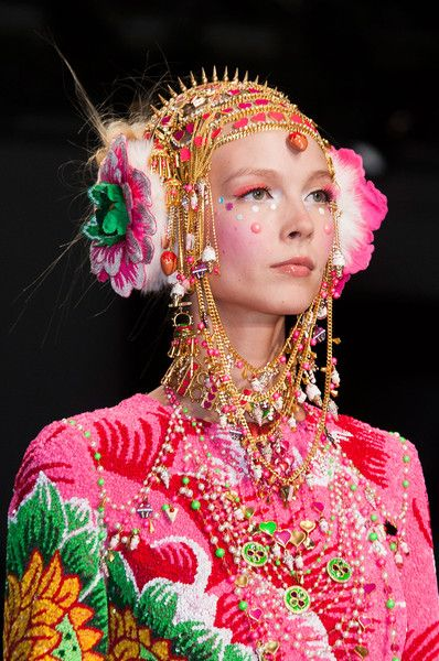 Manish Arora at Paris Fall 2014 (Details)                                                                                                                                                                                 More