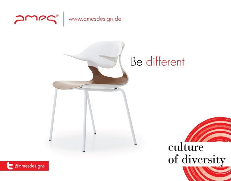 Be different!  http://amesdesign.de/