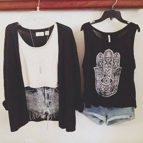 Comprar roupas novas