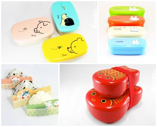Fiambreras de diseño para niños