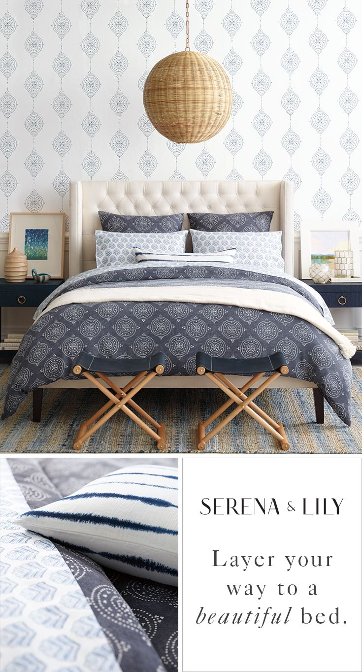 Contemporary luxury bedding - Layer Your Way To A Beautiful Bed Luxury Bedding That Feels Casual Yet Sophisticated