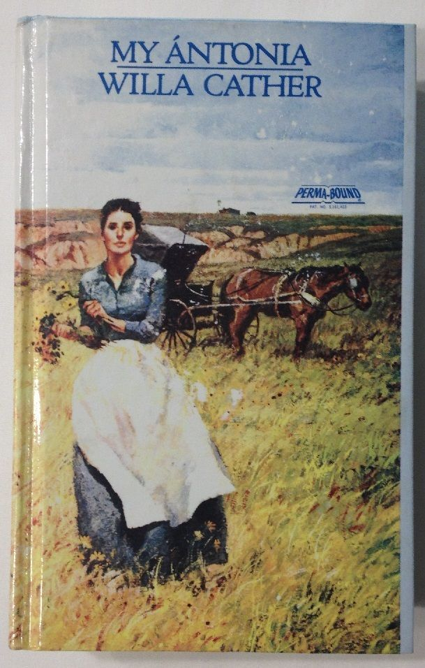 analysis of my antonia novel by willa cather In this lesson, we will examine willa cather's most recognizable literary work, 'my antonia' we will take a look at the plot of this story while.