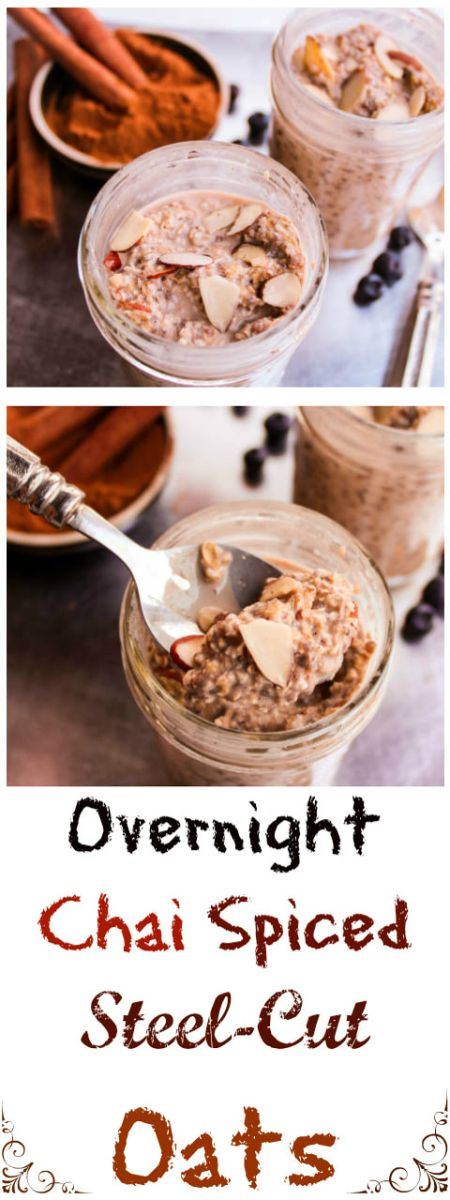 VEGAN AND GLUTEN-FREE. Overnight Oats are the perfect breakfast for people who don't have time to cook in the morning. It takes 5 minutes to prepare these oats before bed, and you will have a ready-to-eat meal by sunrise. This oatmeal is delicious, flavorful, and ready to be enjoyed hot or cold.