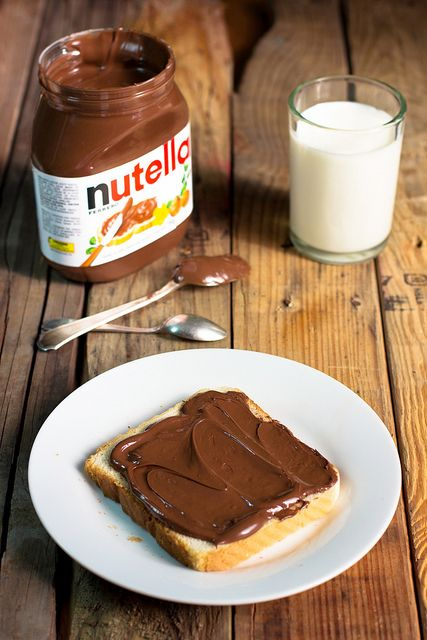Nutella | Flickr: Intercambio de fotos - Jhona González