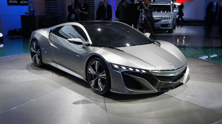 2016 Acura NSX Design and Specs - http://www.carstim.com/2016-acura-nsx-design-and-specs/