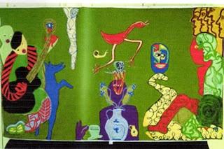 Latino Art Adventure: Violeta Parra's Visual Art
