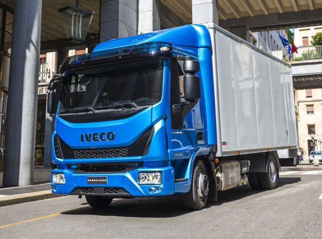 Iveco EuroCargo Service Repair Manual - Truck manual, wiring