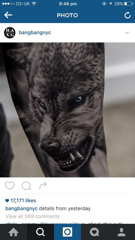 Wolf eyes 1