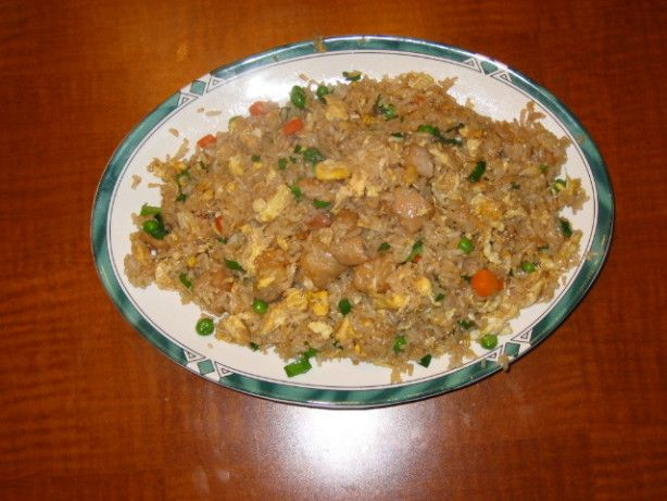 Make and share this Benihana Japanese Fried Rice recipe from Food.com.